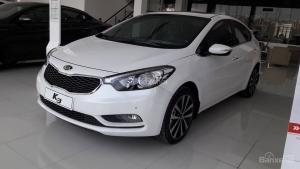 Bán Kia K3 2017 mới 100% giá mềm 582tr