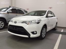 Toyota Vios E 2017, khuyến mãi giá xe, tặng phụ kiện giá trị và bảo hiểm lên đến 70 triệu. Thủ tục nhanh, lãi suất thấp