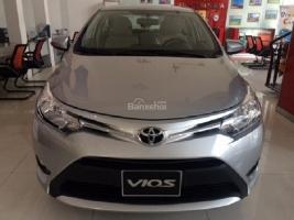 Cần bán Toyota Vios 1.5E đời 2017, khuyến mãi chỉ 1 tháng duy nhất 70 triệu, trả trước 130 triệu nhận xe ngay