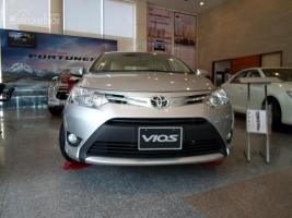 Salon Toyota Vios 2017 khuyến mãi lên đến 70 triệu, đủ màu