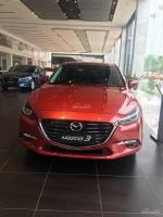 Mazda 3 ra mắt mẫu xe Mới Mazda 3 Facelift 2017
