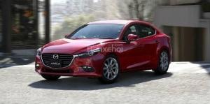 Cần bán Mazda 3 F/L 2017 giá tốt ưu đãi lớn tại Mazda Vinh