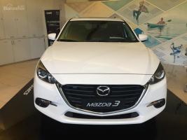 Salon Mazda Lê Văn Lương giao ngay Mazda 3 Facelift 2017 đủ 8 màu