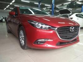 Mazda 3 Facelift 2017 giá chỉ từ 690 triệu, trả góp chỉ từ 105 triệu