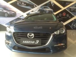 Cần bán Mazda 3 Facelift 2017 giá tốt, nhiều ưu đãi, hỗ trợ vay đến 80%