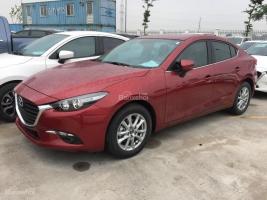 Mazda 3 Facelift 2017. Ưu đãi khủng nhất- tặng 2 năm bảo hiểm