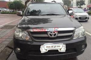 Cần bán ô Tô Cũ Toyota Fortuner G AT đời 2008