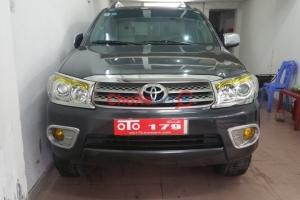 Cần bán gấp Tô Cũ Toyota Fortuner G đời 2010