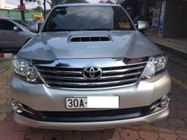 Cần bán ô Tô Cũ Toyota Fortuner G đời 2015