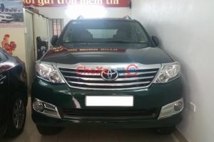 Cần bán Ô Tô Toyota Fortuner V đời 2013