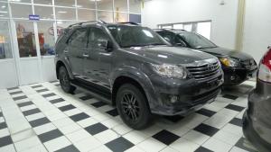 Cần bán ô Tô Cũ Toyota Fortuner V đời 2015
