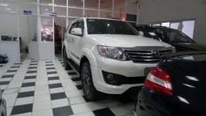 Cần bán xe ô tô Toyota Fortuner Sportivo TRD đời 2014