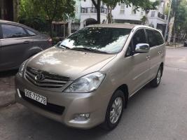 Cần bán Ô Tô Toyota Innova 2.0 G đời 2010