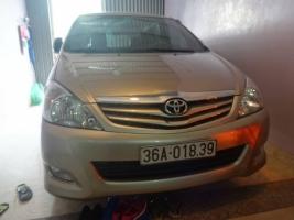 Cần bán Ô Tô Toyota Innova G đời 2011