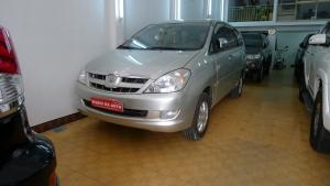 CẦn bán Ô Tô Cũ Toyota Innova G đời 2008