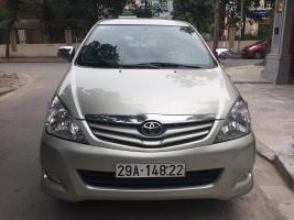 Cần bán Ô Tô Toyota Innova 2.0 G đời 2011