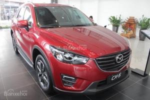 Salon Mazda Nguyễn Trãi Hà Nội - Mazda CX 5 2017 - khuyến mãi lớn, liên hệ để được rẻ hơn: 0946.185.885