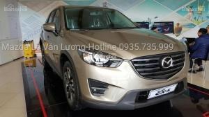 Salon Mazda Lê Văn Lương - Mazda CX 5 2017 ưu đãi lớn nhất Hà Nội, chỉ từ 120 triệu là có xe chạy ngay, LH: 0935735999
