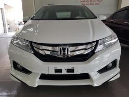 Cần bán xe ô tô Honda City Modulo 2017, góp hàng tháng chỉ 7 - 8 triệu