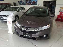 Cần bán Honda City 1.5 CVT 2017, khuyến mãi lớn, quà tặng hấp dẫn tại Honda ô tô Phước Thành