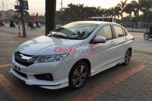 Cần bán xe Ô Tô Mới Honda City 1.5 CVT MODULO đời 2017