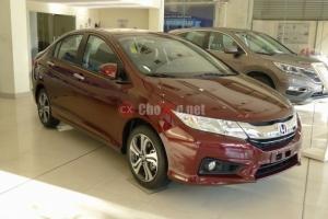 Cần bán xe Ô Tô Mới Honda City 1.5 đời CVT AT 2017