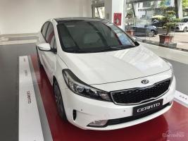 Cần bán Kia Cerato Signature phiên bản mới giá chỉ từ 554tr, khuyến mại cực lớn tháng 6