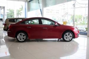 Cần bán xe Ô Tô Mới Chevrolet Cruze LT đời 2017