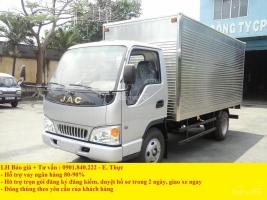 Bán xe tải JAC 1T49/xe tải JAC 1 tấn 49, mua bán xe tải JAC 1.49T, 1T49 (1.49 tấn) giá hợp lý rẻ nhất