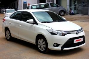 Cần bán xe Ô Tô Cũ Toyota Vios G 1.5CVT đời 2016