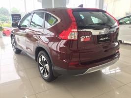 Cần bán xe Ô Tô Mới Honda CR-V 2.4TG đời 2017