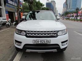 LandRover RangeRover Sport HSE 2015 màu trắng