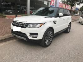 Bán LandRover Range Rover Sport HSE đời 2015 biển Hà Nội LH 0904927272