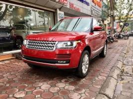Bán LandRover Range Rover HSE đời 2016, màu đỏ, nhập khẩu Mỹ giá tốt - LH: 0948.256.912