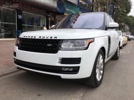 Giao ngay Range Rover HSE, màu trắng giá tốt nhất thị trường