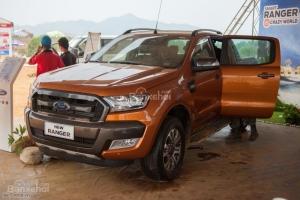 Ford Ranger XLS, XL, Wildtrak sản xuất 2017, xe nhập, giá tốt, hỗ trợ trả góp lên đến 80%- 0901484891
