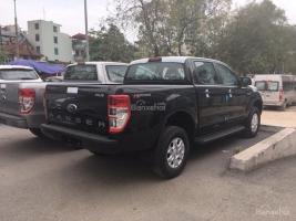 Ranger XLS MT 4x2 màu trắng, sản xuất năm 2017 giao xe tại Thái Nguyên