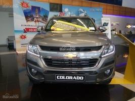 Chevrolet Colorado 2017 mới, giảm 50tr tiền mặt và nhiều quà tặng theo xe giá trị. Hỗ trợ 100%, bao hồ sơ vay toàn quốc
