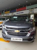 Chevrolet Colorado giảm ngay 70tr đồng + quà tặng. LH ngay 091 547 0066