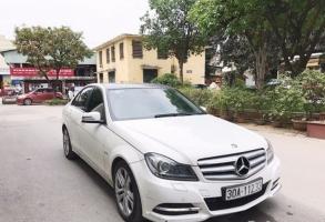 Cần bán xe Ô Tô Cũ Mercedes-Benz C 200 đời 2011