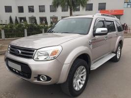 Cần bán xe Ô Tô Cũ Ford Everest 4X2WD MT đời 2013