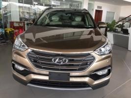 Cần bán xe Ô Tô Mới Hyundai Santa FE Full Xăng đời 2017