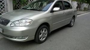 Cần bán xe Ô Tô Cũ Toyota Corolla Altis Lắp Ráp đời 2006
