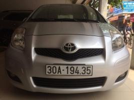 Cần bán Toyota Yaris 1.3AT, màu bạc, nhập Nhật. Giá 405tr