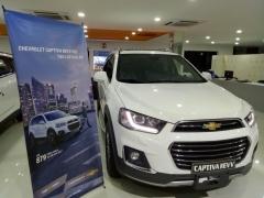 Bán Chevrolet Captiva 2016, màu trắng, dòng 7 chỗ SUV có giá tốt nhất. Liên hệ: Ms. Nga 09 386 33 586