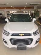 Bán Chevrolet Captiva 2017, màu trắng, dòng 7 chỗ SUV có giá tốt nhất. Liên hệ: Ms. Nga 09 386 33 586