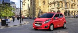 Chevrolet Spark 1.2L LS, giá rẻ thật bất ngờ, hỗ trợ vay ngân hàng đến 85%