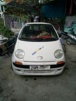 Cần bán Daewoo Matiz đời 2000, màu trắng