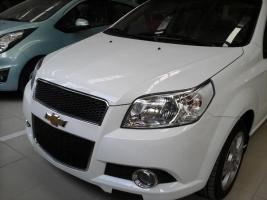 Bán ô tô Chevrolet Aveo đời 2017, màu trắng, 429 triệu