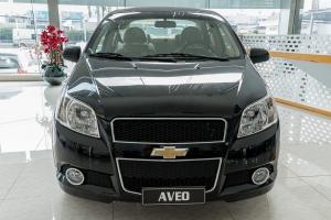 Chevrolet Aveo 1.4L LT (khuyến mãi 30 triệu), hỗ trợ vay đến 85%